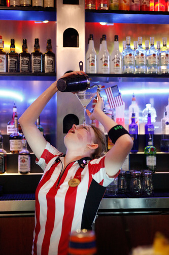 T.G.I. Friday's® Bartenders Train for Global Showdown