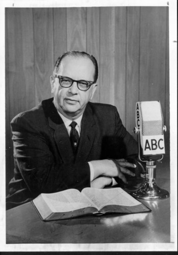 Dr. C.M. Ward (photo courtesy Flower Pentecostal Heritage Center) (PRNewsFoto/Trinity Broadcasting Network)