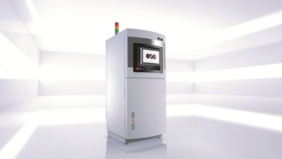 Entry into additive manufacturing: EOS M 100 system for direct metal laser sintering (Source: EOS) (PRNewsFoto/EOS Electro Optical Systems) (PRNewsFoto/EOS Electro Optical Systems)