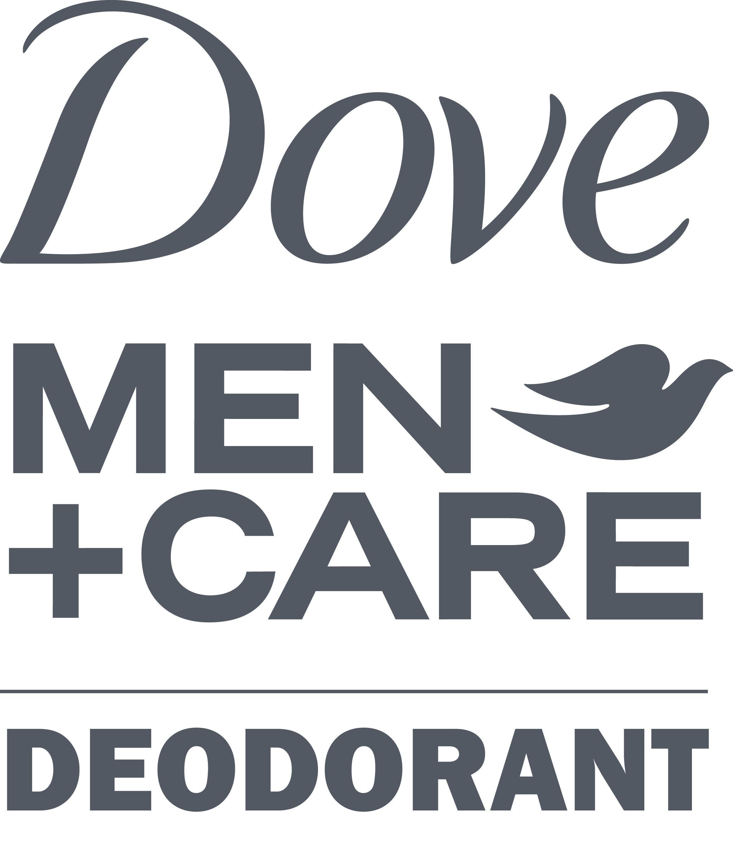 Dove Men+Care Deodorant Logo