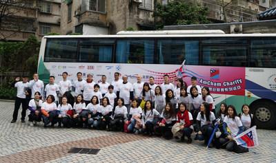 AmCham Charity Delegation