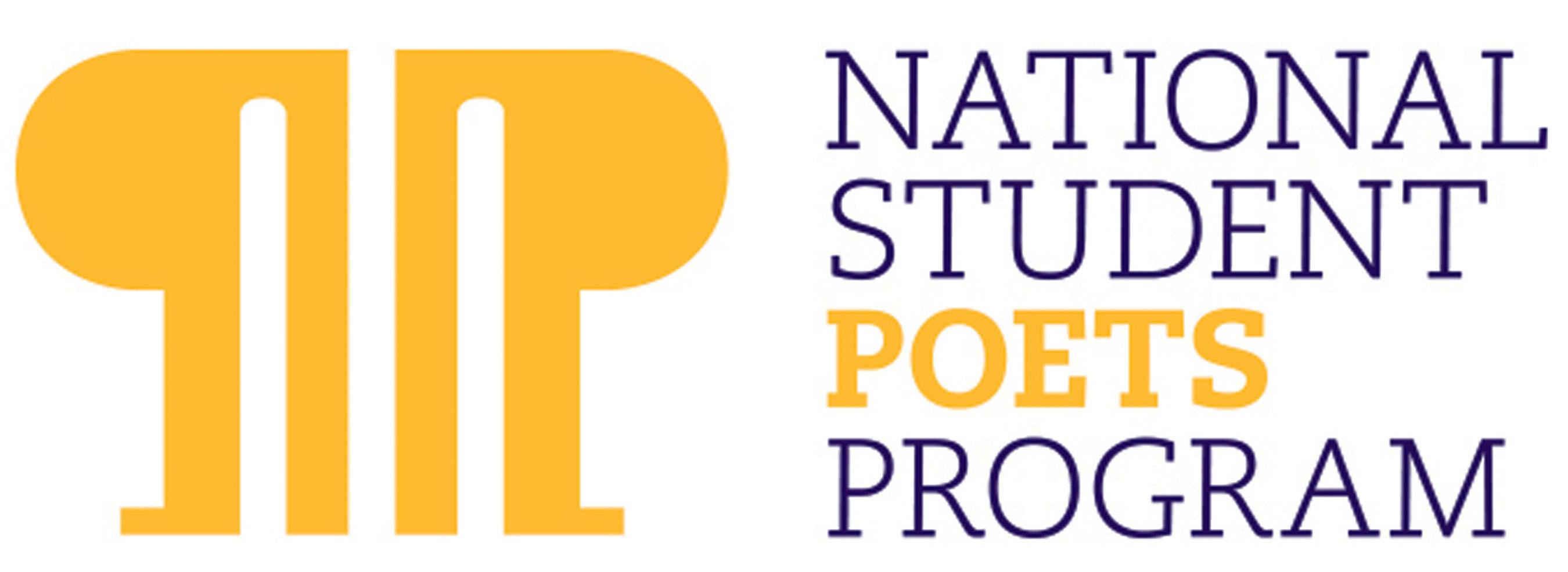 National Student Poets Program Logo.