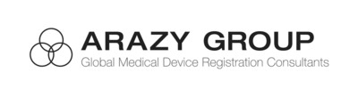 Arazy Group Global Medical Device Consultants Inc. (PRNewsFoto/Licensale.com) (PRNewsFoto/LICENSALE.COM)