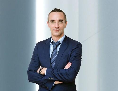 Kai Reichert, Chief Executive Officer in Russia (PRNewsFoto/Fraikin)