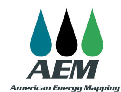 AEM Company Logo.  (PRNewsFoto/American Energy Mapping)
