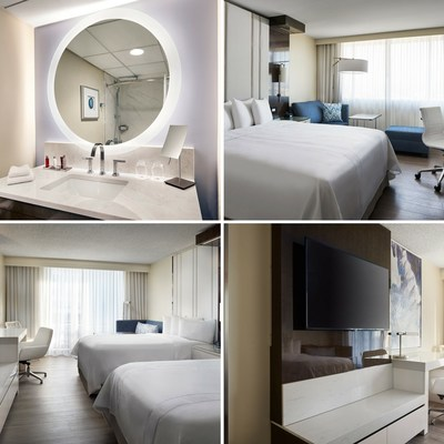 Marriott Irvine recently completed a multimillion dollar, guest-room renovation, which included brand-new furniture, decor and amenities designed for today's traveler. For information, visit https://www.marriott.com/LAXIR or call 1-615-256-0900.