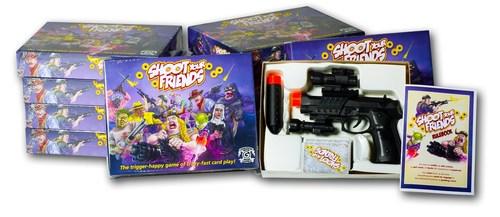 Shoot Your Friends - A Gangrene Game (PRNewsFoto/Gangrene Games)