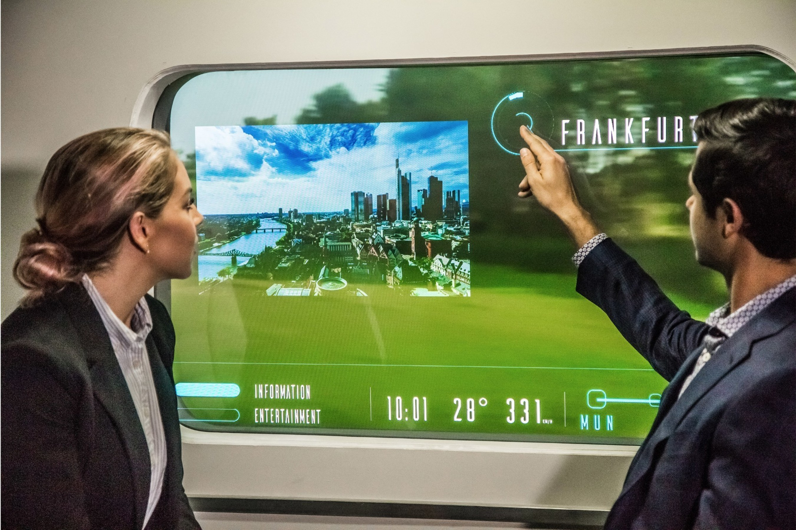 Hyperloop Augmented Reality Windows for the Innovation Train