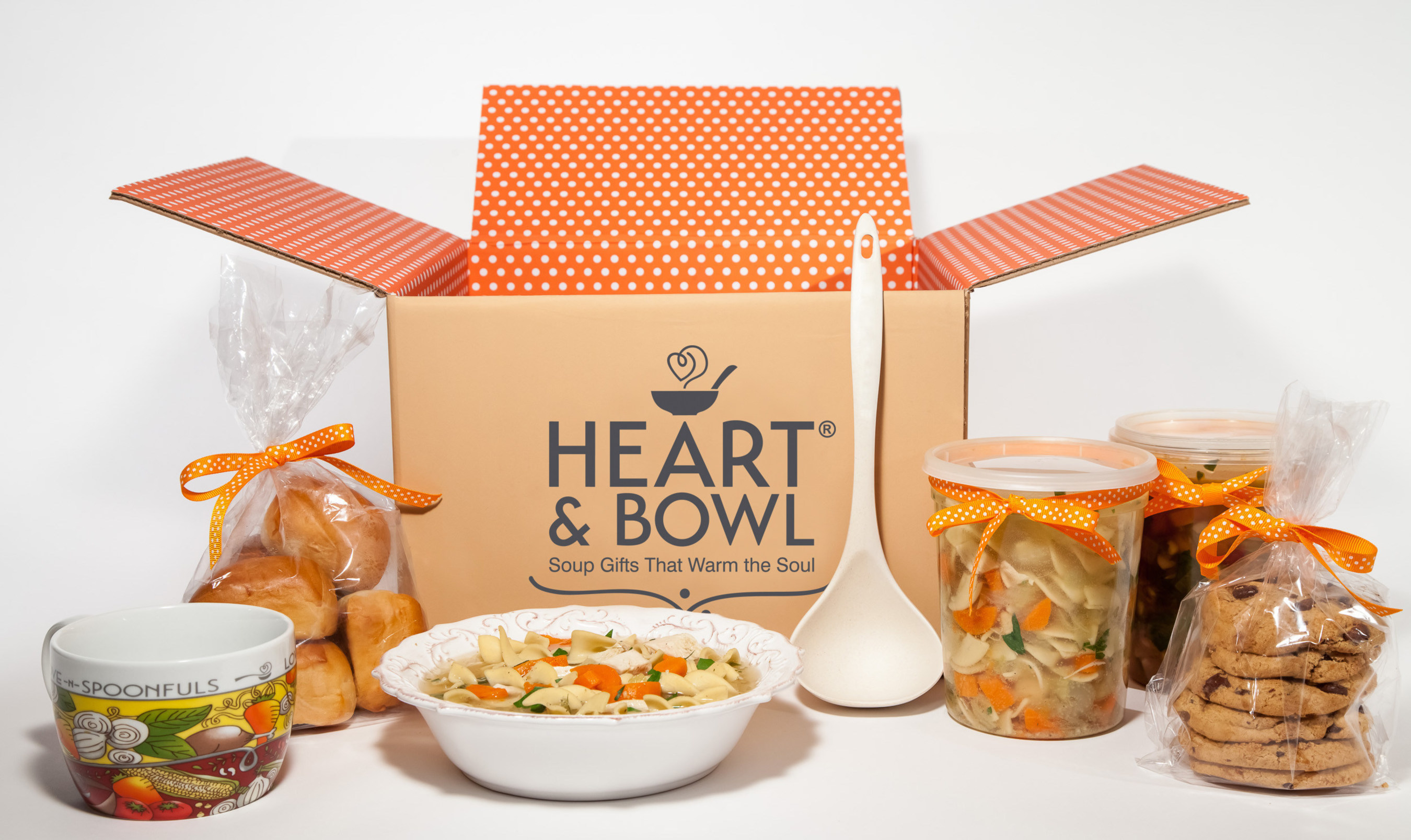 Introducing a New Concept in Gift Giving - Heart & Bowl, Soup Gifts that Warm the Soul