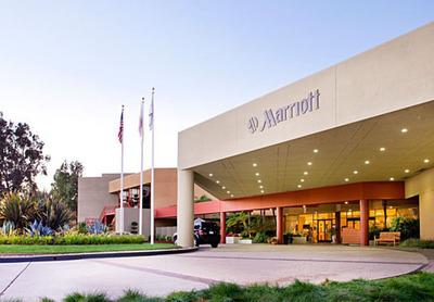 Ventura Beach Marriott.  (PRNewsFoto/Brighton Management LLC)