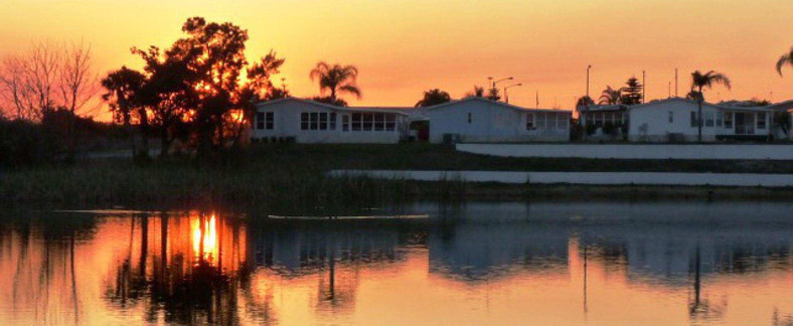 Central Park RV & MH Community - Haines City, Florida.