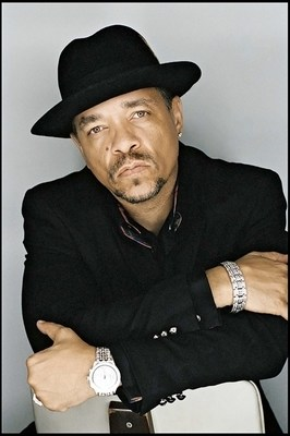 Grammy Award-winning artist Ice-T.