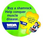 Buy a MDA Shamrock, Help Conquer Muscle Disease.