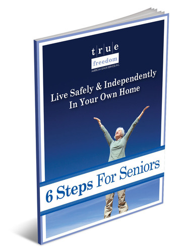 Independent Living and Safety For Seniors - Guidebook Offered by American Senior Services, Inc.