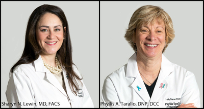 Drs. Lewin & Tarallo (PRNewsFoto/Holy Name Medical Center)