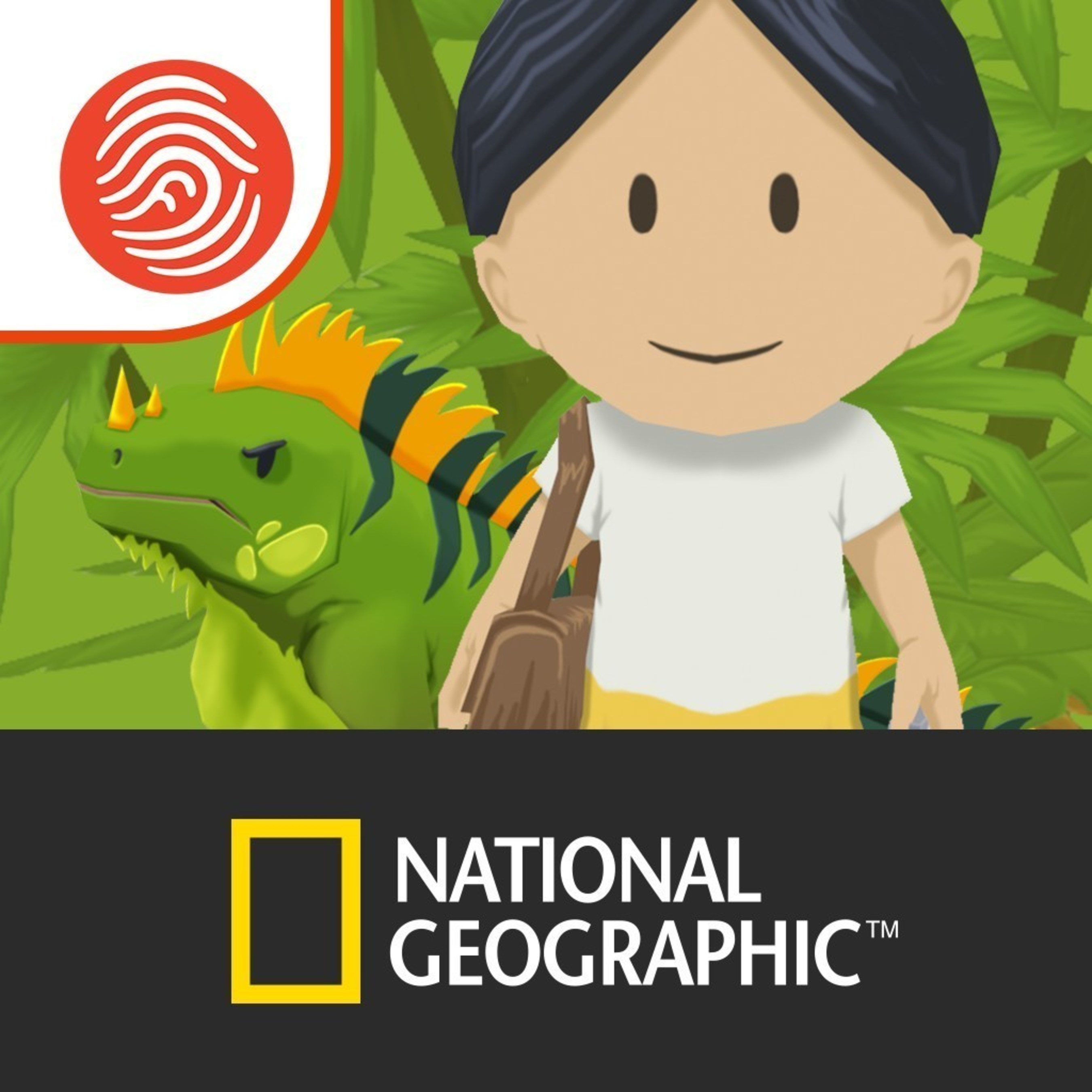 YETi CGI Releases 'National Geographic Puzzle Explorer,' published by Fingerprint