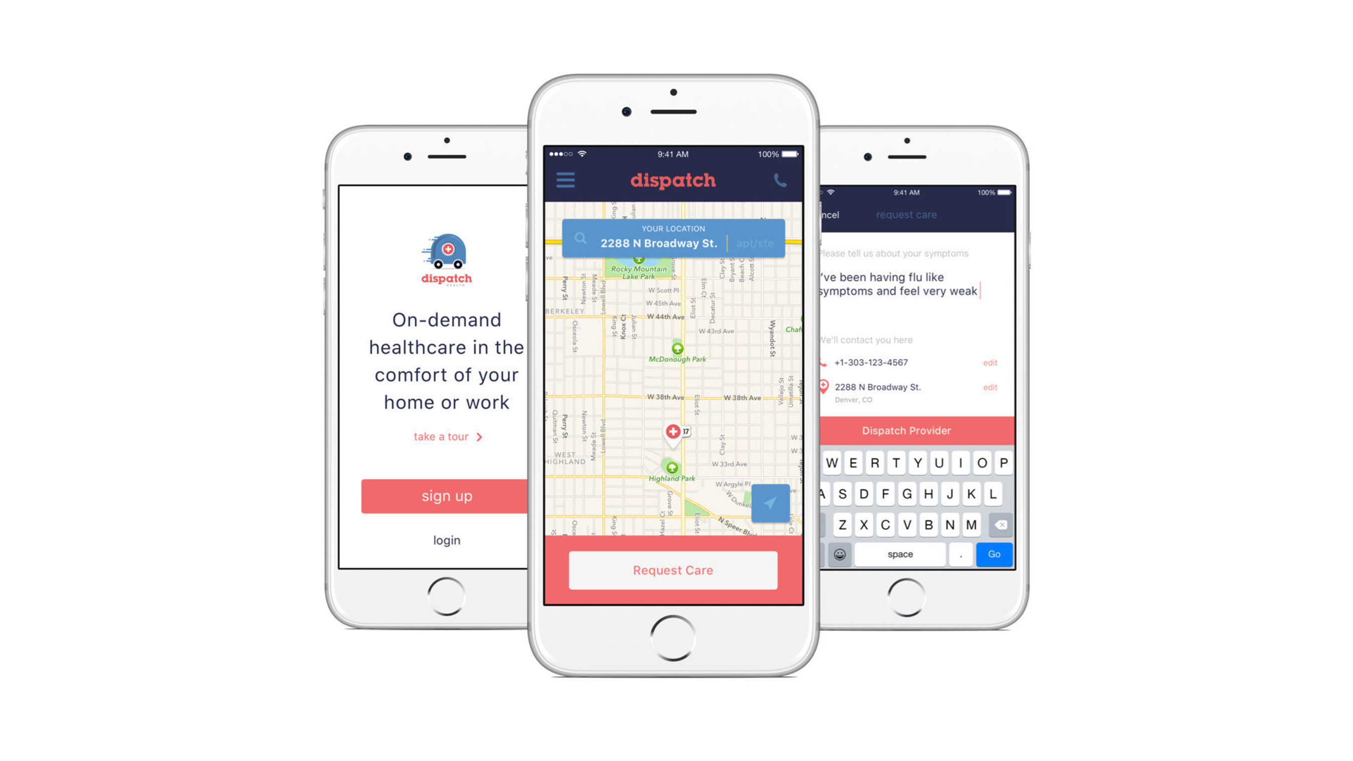 DispatchHealth Makes On-demand House Calls More Accessible With Free, New Smartphone App