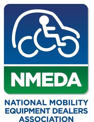 National Mobility Equipment Dealers Association logo (PRNewsFoto/NMEDA)