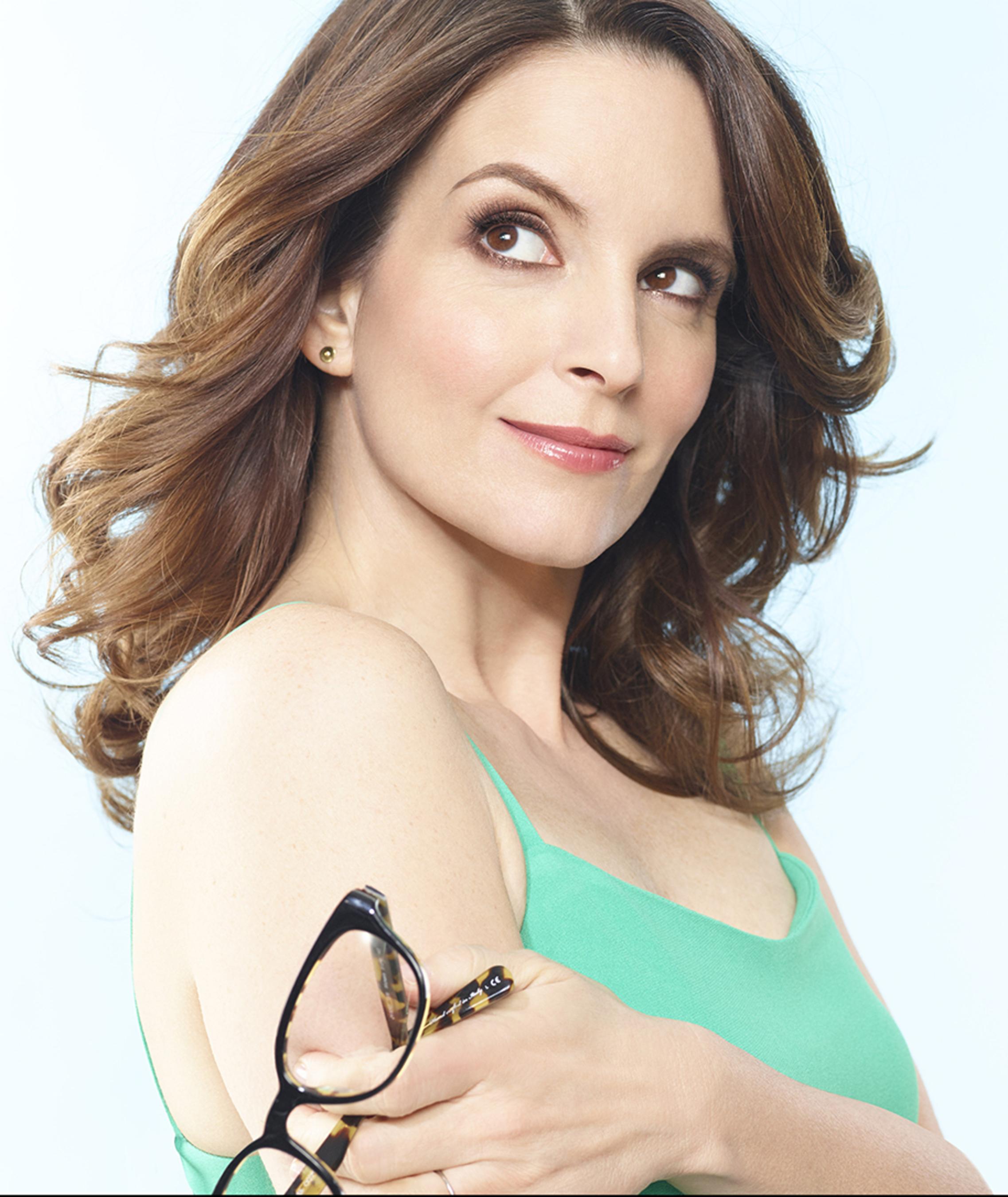 Garnier Announces Tina Fey as the New Skincare Spokesperson (PRNewsFoto/Garnier)