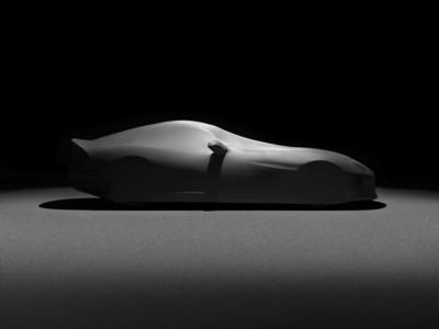 Mopar vehicle cover for new 2013 SRT Viper.  (PRNewsFoto/Chrysler Group LLC)