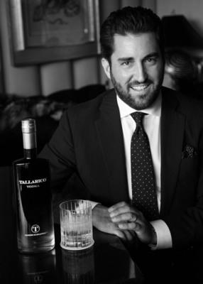 Tallarico Vodka CEO, Giancarlo Tallarico.  (PRNewsFoto/Tallarico Vodka)