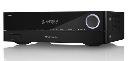 Harman Kardon AVR 1710.  (PRNewsFoto/HARMAN International Industries, Incorporated)