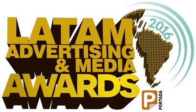 2016 Latin American Advertising and Media Award Winners will be announced at the Awards Ceremony on the second day of PortadaLat (June 9) at the Hyatt Regency Miami.
