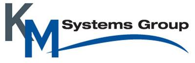 KMSG logo.  (PRNewsFoto/KM Systems Group)