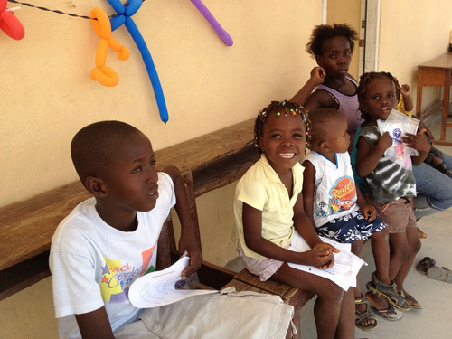 Sae-A Trading Sponsors Medical Mission to Haiti