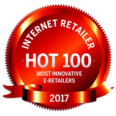 2017 Most Innovative E-Retailers from Internet Retailer