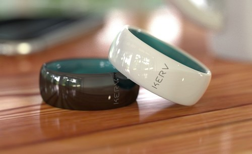 Kerv combines payments, transport, access and ID into a single desirable piece of wearable technology ...