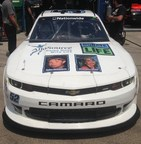 AlloSource Sponsors Joey Gase In NASCAR Nationwide Race To Drive Awareness For Organ, Eye And Tissue Donation