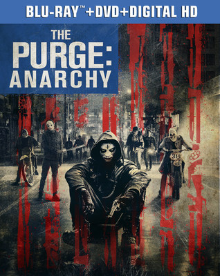 From Universal Studios Home Entertainment: The Purge: Anarchy