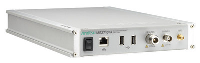 Anritsu introduces a Remote Spectrum Monitor that allows government regulators and university lab researchers to identify interference patterns, record spectrum history and geo-locate the sources of problem signals to mitigate interference issues and identify illegal or unlicensed signal activity.