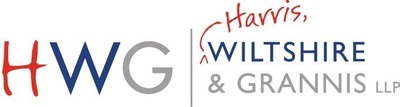 Harris, Wiltshire & Grannis Logo (PRNewsFoto/Harris, Wiltshire & Grannis LLP)