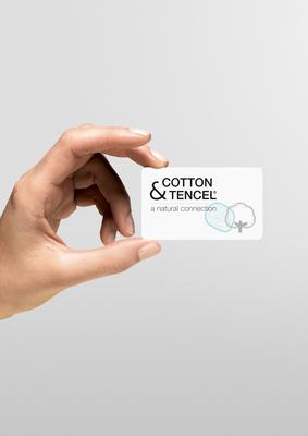 TENCEL(R) / cotton Natural Connection (PRNewsFoto/Cotswold Industries Inc.)