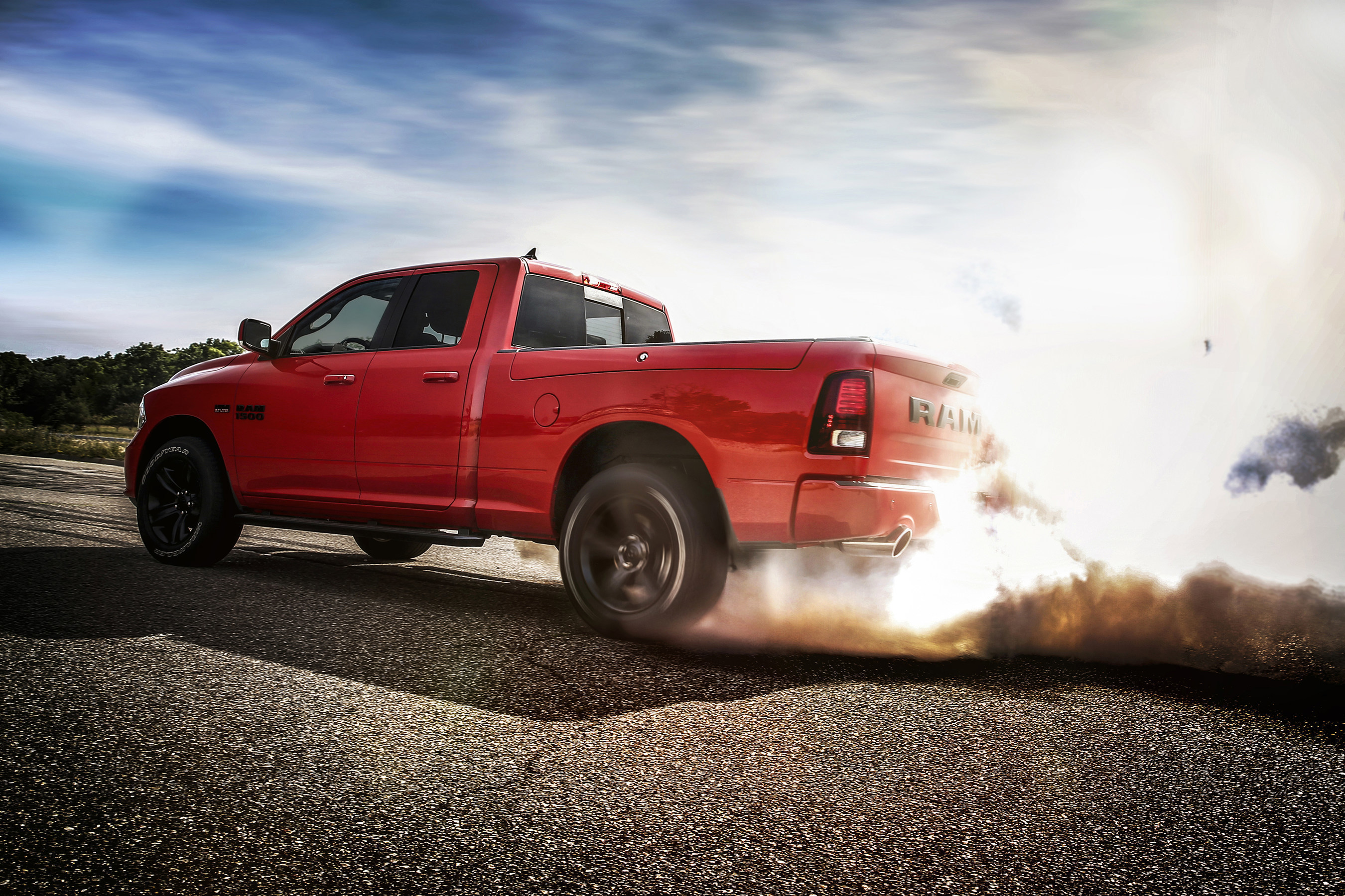 New Special Edition Night Package Announced For 2017 Ram 1500