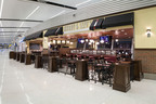 Harry & Izzy's, Indianapolis International Airport, located between gates A4/A6.  (PRNewsFoto/SSP America)