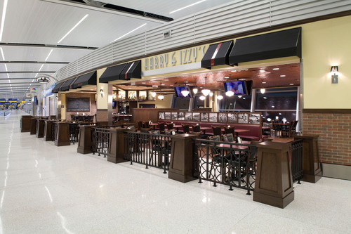 Harry & Izzy's Awarded Title Of 'Best U.S. Airport Food' By USA Today