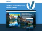 VERTIQUL Evolves Digital Magazines to the Vertical Future