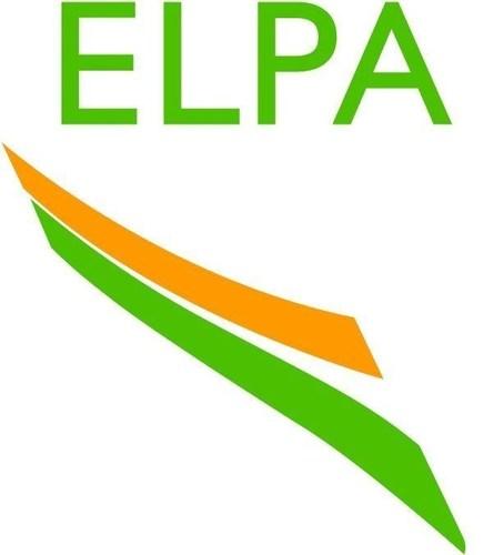 ELPA Logo (PRNewsFoto/EPLA) (PRNewsFoto/EPLA)
