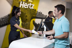 Hertz named Best Rental Car Company in the World by readers of top travel industry publications.