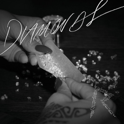 "Rihanna Reignites With New Single ""Diamonds""; Worldwide Premiere September 26th.  (PRNewsFoto/Island Def Jam)"