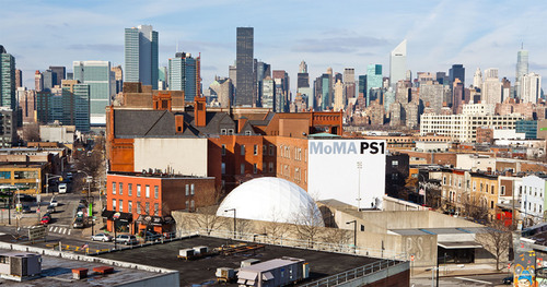 Volkswagen of America Sponsors MoMA PS1 Performance Dome, Which Launches February 5 With Weekly