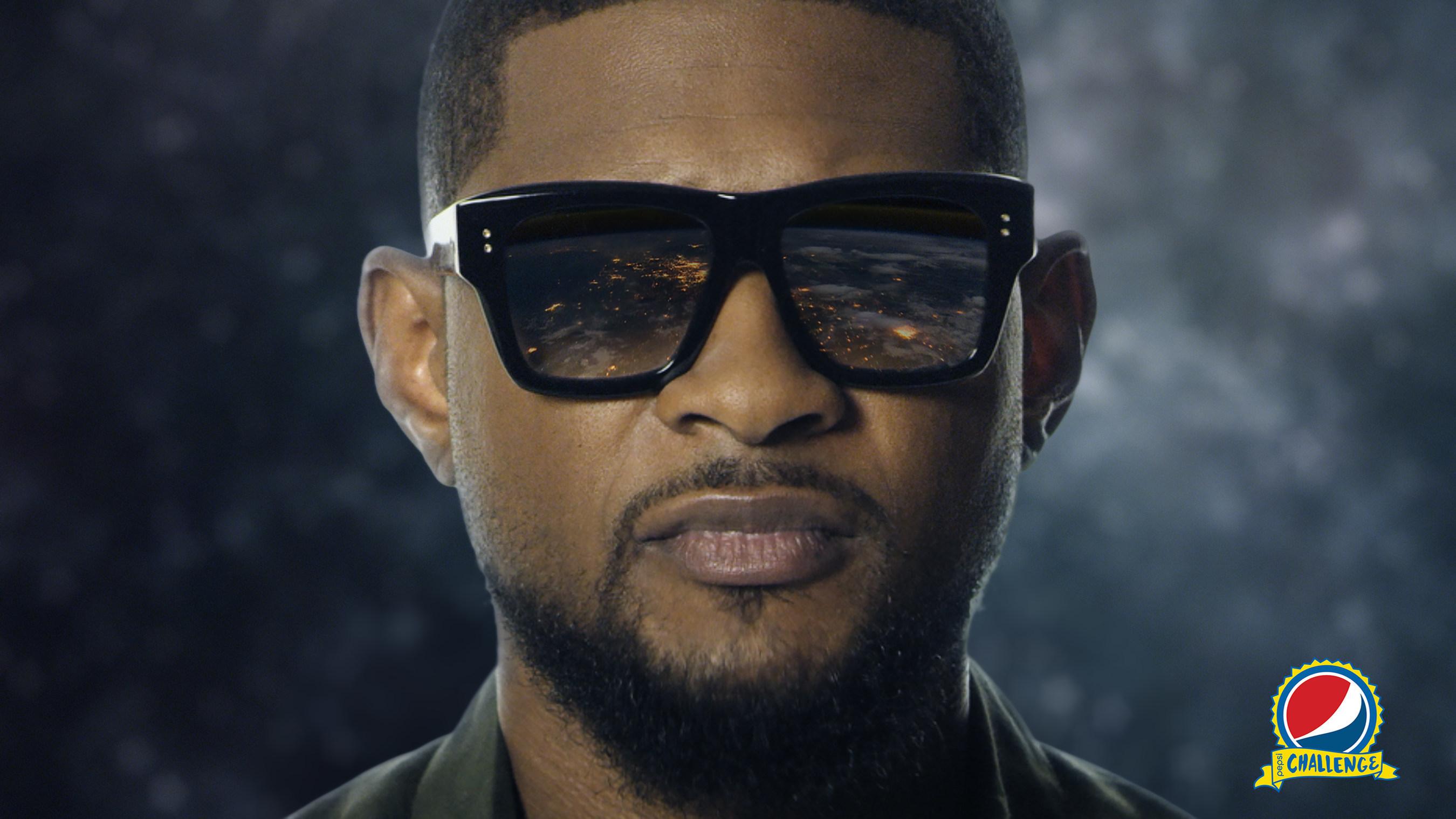 Pepsi®, Usher и UrtheCast совместно реализуют грандиозный кинопроект
