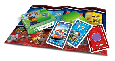 Characters and Curriculum Come to Life with New LeapFrog Imagicard(TM)