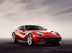 The new F12berlinetta, the fastest Ferrari ever built.  (PRNewsFoto/Ferrari North America, Inc.)