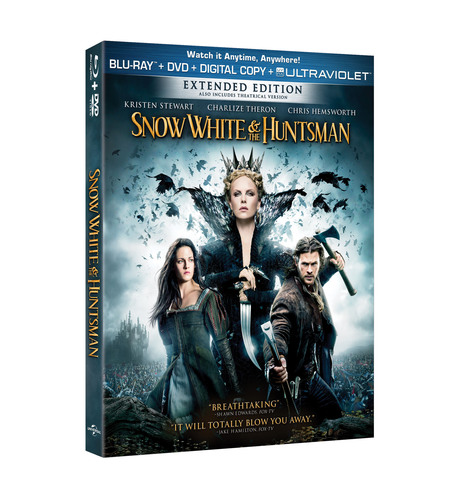 Snow White & the Huntsman.  (PRNewsFoto/Universal Studios Home Entertainment)