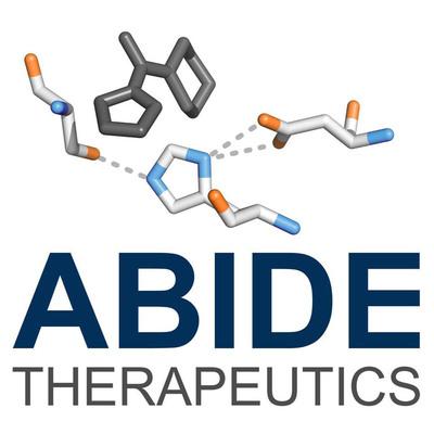 Abide Therapeutics.  (PRNewsFoto/Abide Therapeutics)