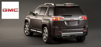 See the 2013 GMC Terrain at Cavender Buick GMC West.  (PRNewsFoto/Cavender Buick GMC West)